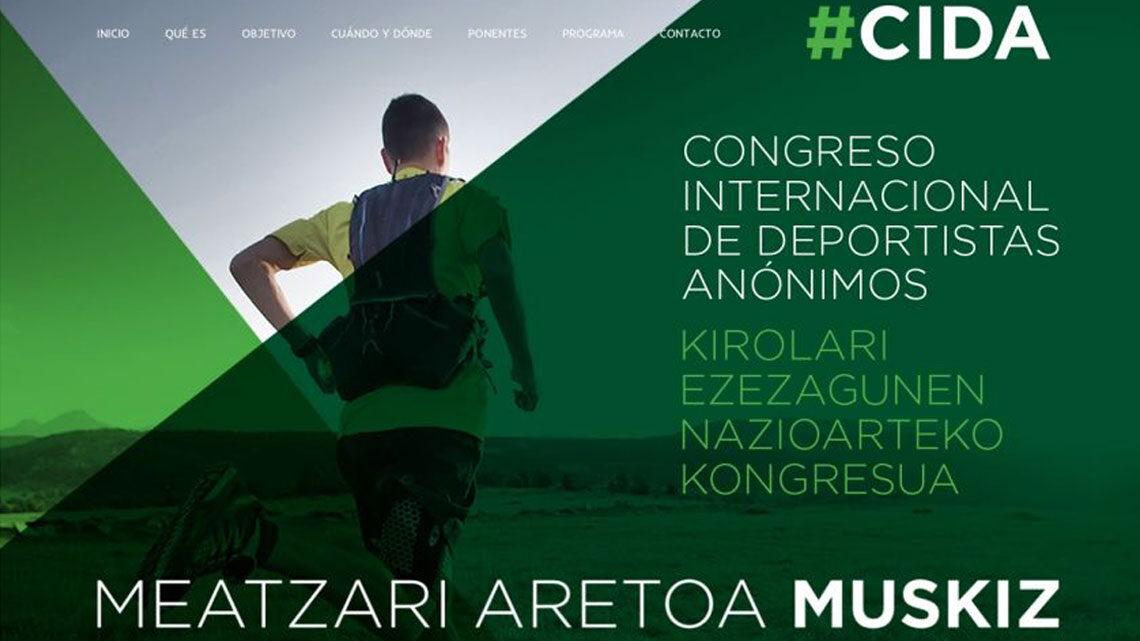 Congreso Internacional de Deportistas Anónimos