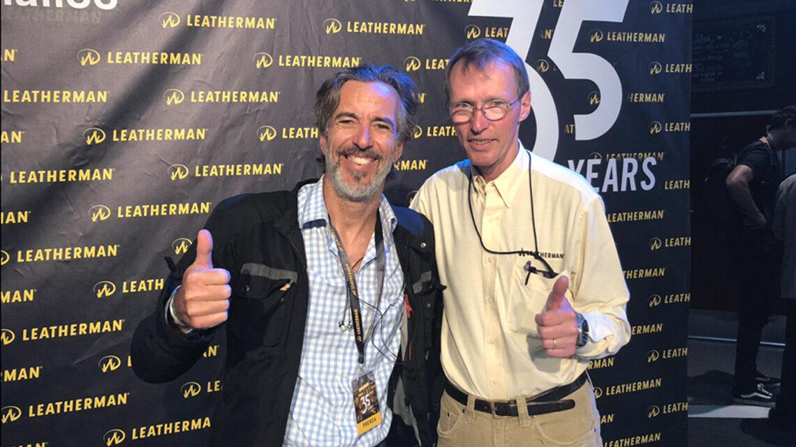 Cumpleaños Leatherman